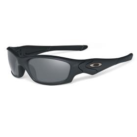 Oakley SI Straight Jacket (Matte Blk/Grey)